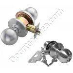 Cylindrical Locks - Knobs