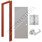 Welded Frame & Hollow Metal Door Cylindrical Unit