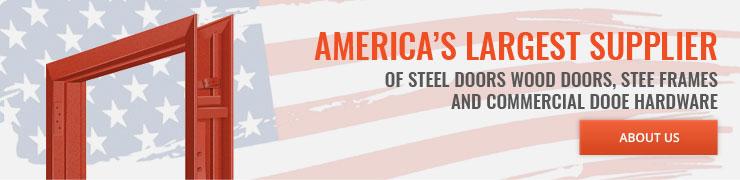 Americau0027s largest supplier  sc 1 th 110 & Commercial Door Hardware: Steel Doors u0026 Hollow Metal Door Frames