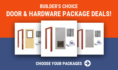 Door & Hardware Package Deals!